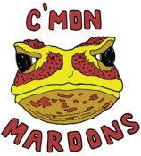 C'MON MAROONS - State Of Origin Supporters