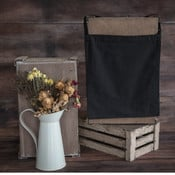 Calico Single Handle Tote Bag