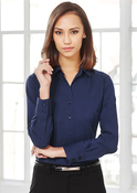 Ladies Biz Collection Verve Longsleeve Shirt
