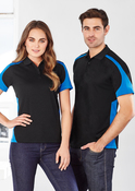 Womens Biz Collection Talon Polo
