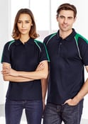 Womens Biz Collection Triton Polo