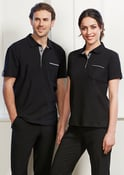 Biz Collection Women's Edge Polo