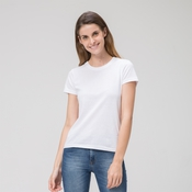 Women's Special Basic White Tee