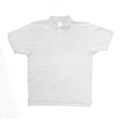 Mens Delta Combed Cotton Pique Polo
