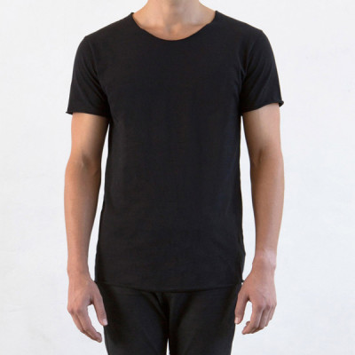 Bandsome Organic Raw Long Tee