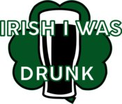 Irish I Was Drunk by Anna Elizabeth