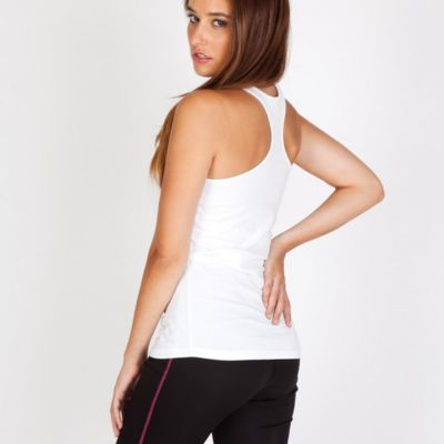 Ladies T Back Singlet Thumbnail
