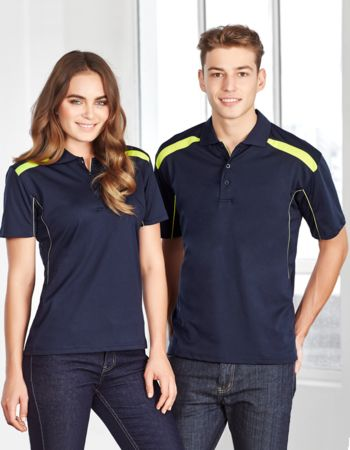Women's United Cooldry Polo Thumbnail