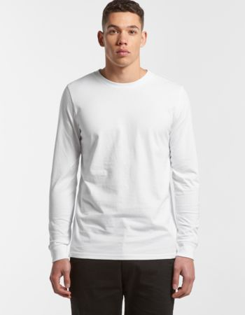 AS Colour Base Longsleeve Cuff Tee Thumbnail