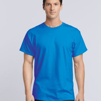 Gildan Mens Ultra Cotton Crew Tee Thumbnail