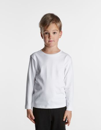 AS Colour Kids Longsleeve Tee Thumbnail