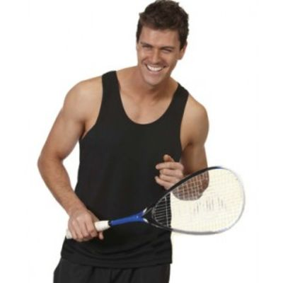 Mens JB's Wear Cooldry 7PS Singlet Thumbnail