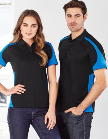 Mens Biz Collection Talon Polo Thumbnail