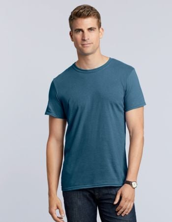 Men's 'Gildan' Slim T-Shirt Thumbnail