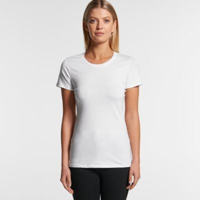 Women's Wafer Boutique Fashion Tee by 'As Colour '  Thumbnail