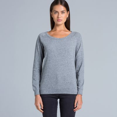 AS Colour Womens Slouch Crew Thumbnail