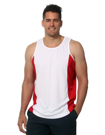 Winning Spirit Teamate Cooldry Singlet Thumbnail