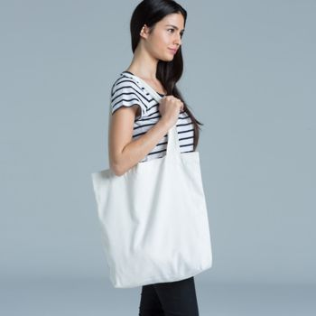 Eco Friendly Canvas Bag by 'AS Colour' Thumbnail