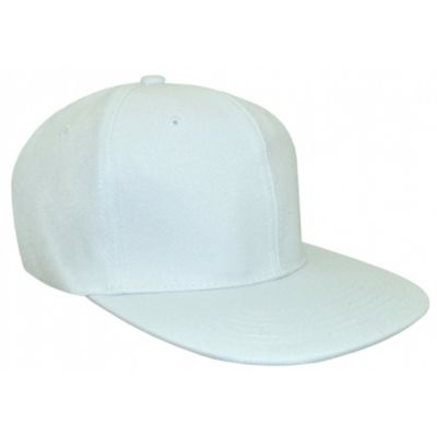 Grace Collection Flat Peak Cap Thumbnail