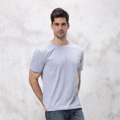 500 + Shirt Special: Quoz Cotton Tee Mens Thumbnail