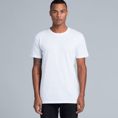 Men's AS Colour Staple Regular Fit T Shirt Thumbnail