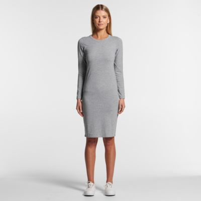 Mika Longsleeve Organic Dress Thumbnail