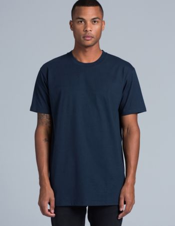 AS Colour Classic Mens Tee with Embroidery Thumbnail