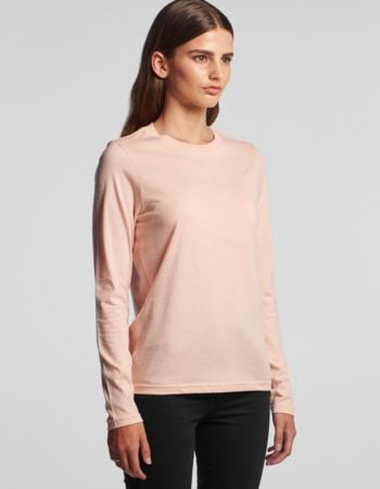 AS Colour Womens Chelsea Longsleeve Tee Thumbnail