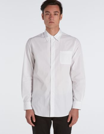 AS Colour Mens Popin Shirt - 5406 Thumbnail