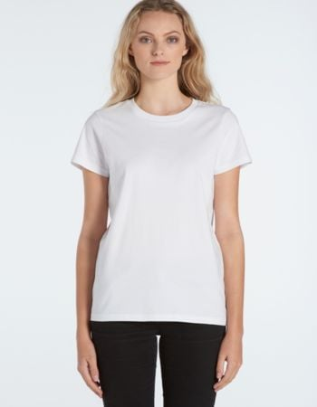 AS Colour Womens Organic Maple Tee Thumbnail