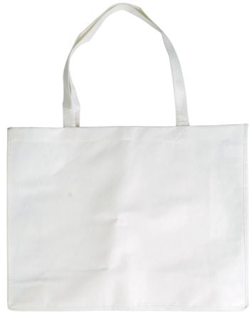 Environmentally Friendly Bamboo Shopping Bag Thumbnail