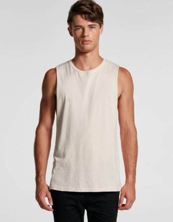 AS Colour Men's Organic Barnard Tank Thumbnail