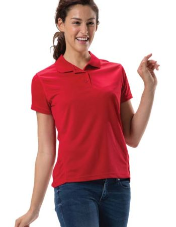 Womens Quoz Cooldry Prize Polo Thumbnail