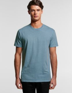 AS Colour Mens Faded Tee - 5065 Thumbnail