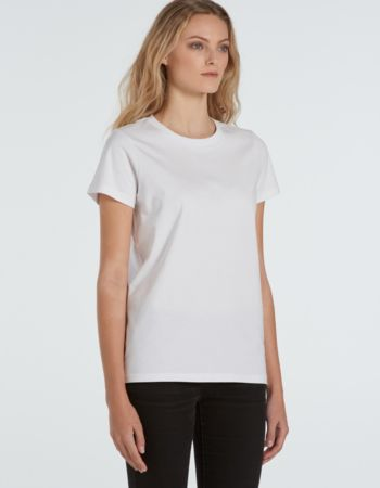 Women's Maple Crew Neck Special Tee Thumbnail