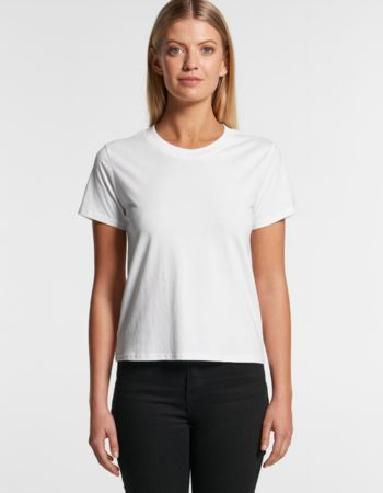 AS Colour Women's Cube Tee - 4003 Thumbnail