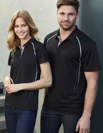 Mens Cyber Cooldry Polo Thumbnail