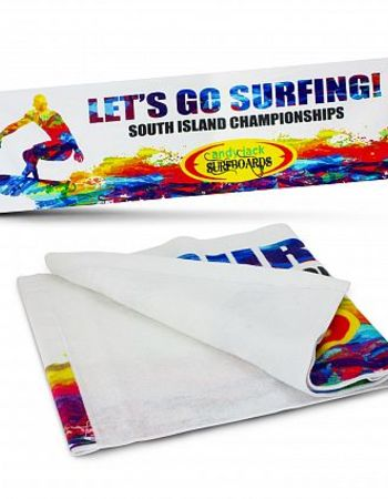 Sports Towel 1000mm by 300mm Thumbnail