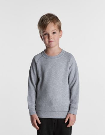 AS Colour Youth / Kids Supply Crew Sweatshirt Thumbnail