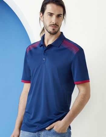 Mens Galaxy Polo Thumbnail
