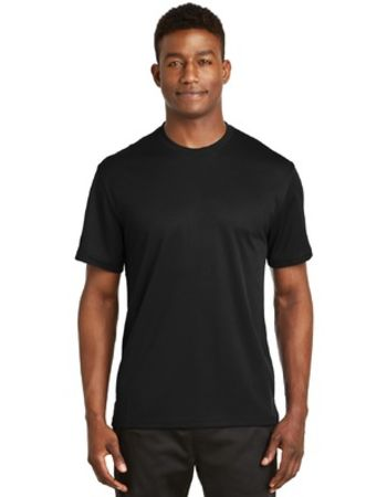 Unisex Athletic Fine Mesh Cooldry Sport Tee Thumbnail