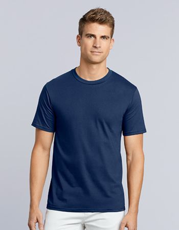 Unisex Athletic Soft Touch Cooldry Sport Tee Thumbnail