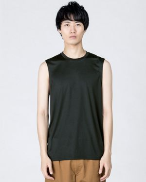 Unisex Cooldry Soft Touch Sleeveless Tank Thumbnail