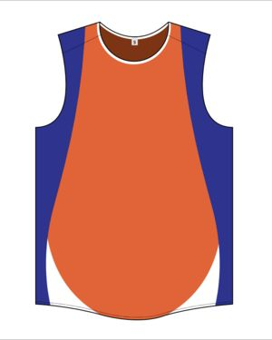 Dynamic Sport Singlet - Full Colour Printing Thumbnail