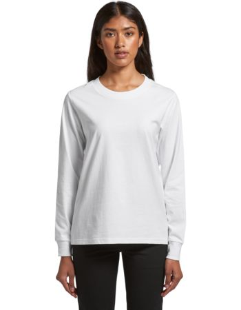 Women's Dice Long Sleeve Cuff T Shirt by 'As Colour ' Thumbnail