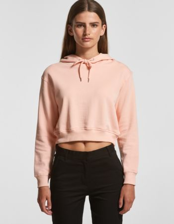 AS Colour Women's Crop Hood Thumbnail