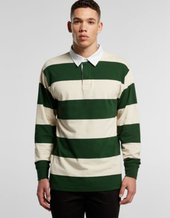 Mens Rugby Stripe Jersey 5416 Thumbnail