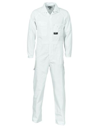 Cotton Drill Coverall Thumbnail