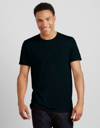 Gildan Slim Lightweight Crew Neck T - Same Day Dispatch Thumbnail