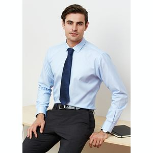 Mens Biz Collection Stirling Longsleeve Shirt Thumbnail